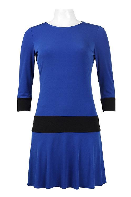 Ali Ro (Size 4) Banded Keyhole Back Jersey Dress