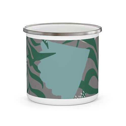 Chivo 8 Enamel Camping Mug
