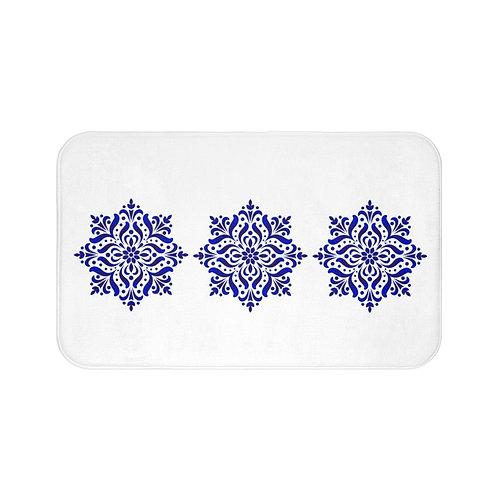 Dutch Blue Bath Mat