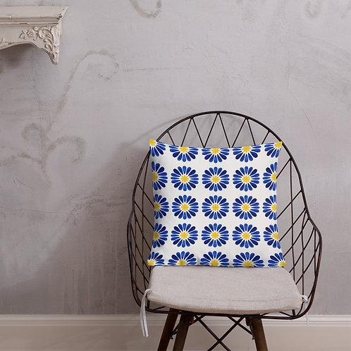 Italian Tile #10 Premium Pillow