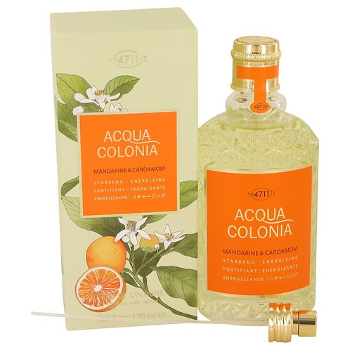 4711 Acqua Colonia Mandarine & Cardamom Eau De Cologne Spray (Unisex)
