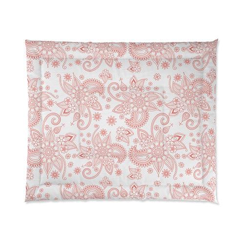Persimmons Design Comforter