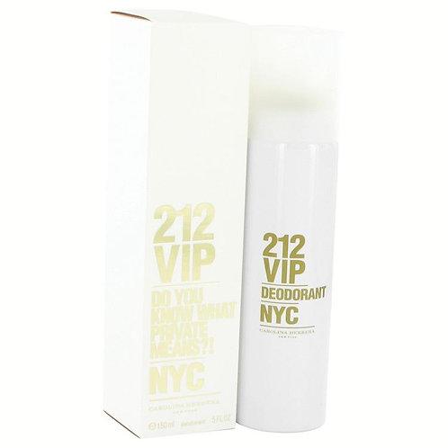 212 Vip Deodorant Spray By Carolina Herrera