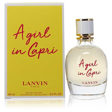 A Girl In Capri Eau De Toilette Spray By Lanvin