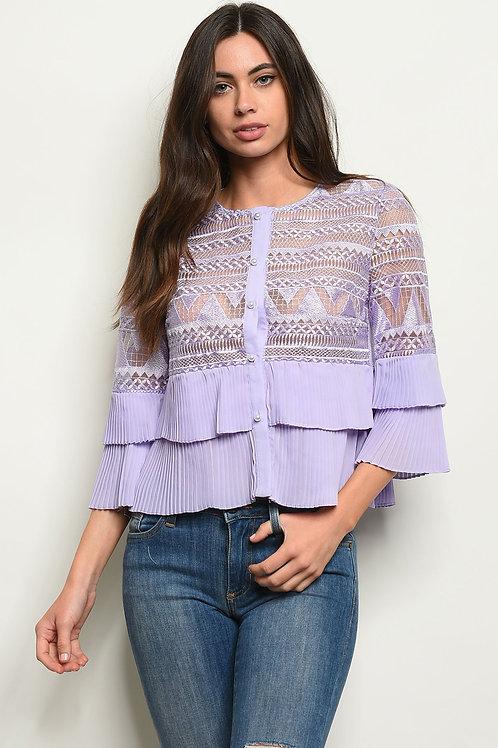 Womens Crochet Top