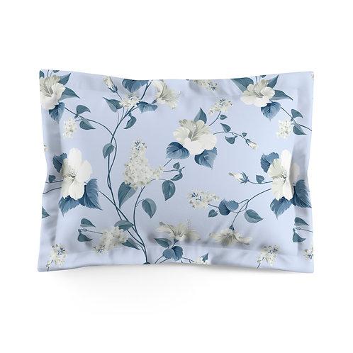 Blue Bell Microfiber Pillow Sham