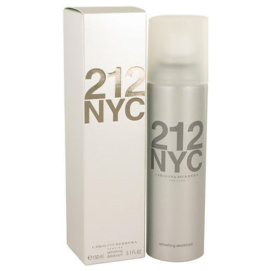 212 Deodorant Spray By Carolina Herrera