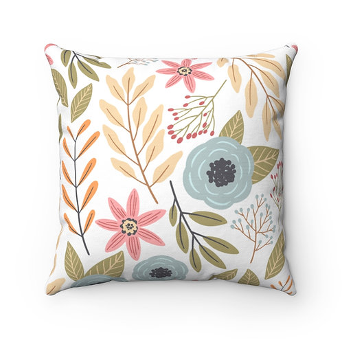 Bethany Spun Polyester Square Pillow