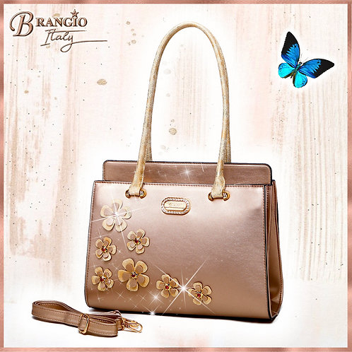 Twinkle Cosmos Florality Purse and Handbag