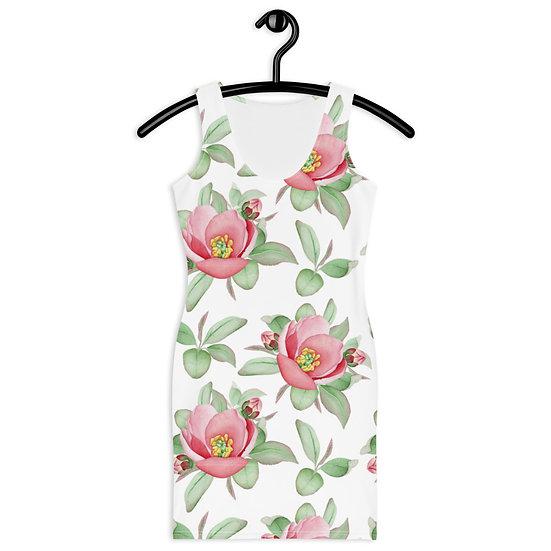 Dogwood Flower Dress