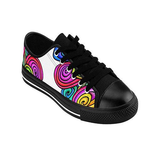 Technicolor Women's Sneakers