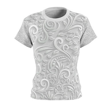 3D Patterned  Tee