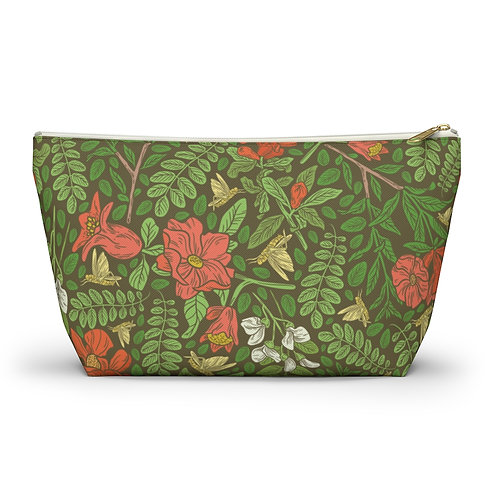 #103 Accessory Pouch w T-bottom