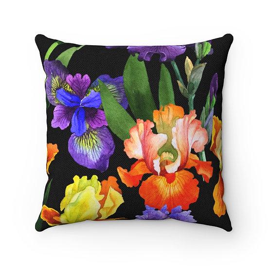 Beau Spun Polyester Square Pillow