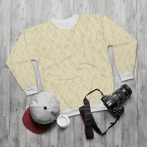Lemon Merengue Pie  Sweatshirt