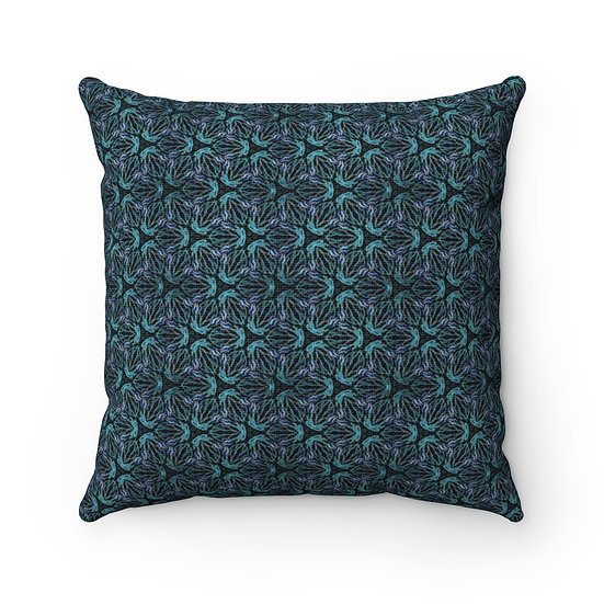 Esmarelda Spun Polyester Square Pillow