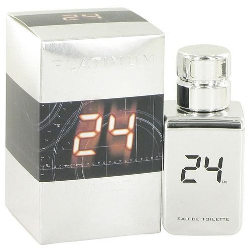 24 Platinum The Fragrance Eau De Toilette Spray By ScentStory