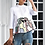 Thumbnail: Abstract Embroidery Shirt