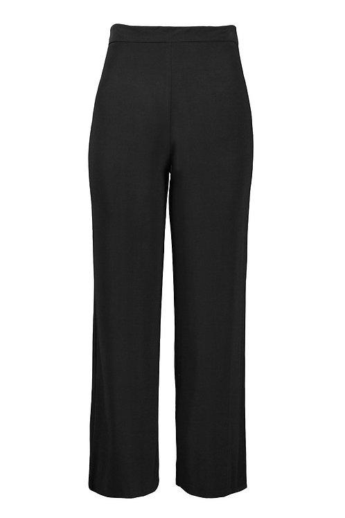 Alex Evenings Mid Waist Jersey Pants (Petite)