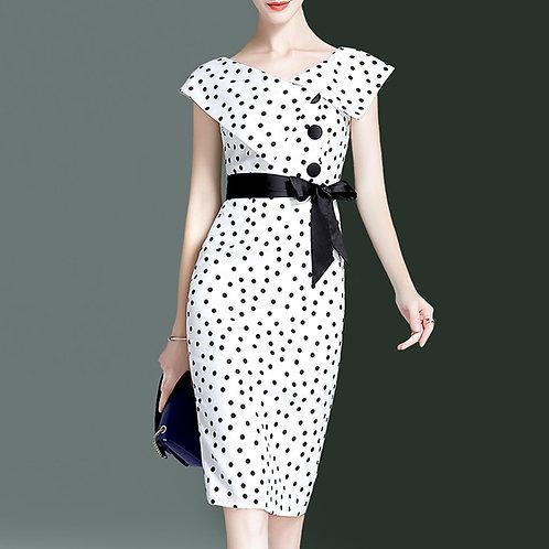 HIGH QUALITY Newest 2020 Fashion Runway Dress Women's Elegant Turn