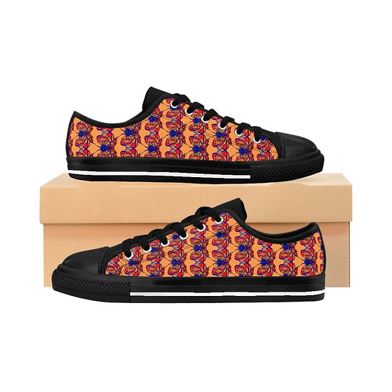 Butterflies Women's Sneakers