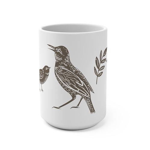 Ornithologist's Mug 15oz
