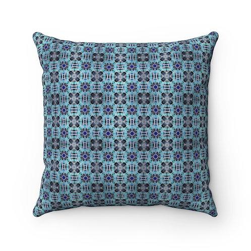 Blancale Spun Polyester Square Pillow