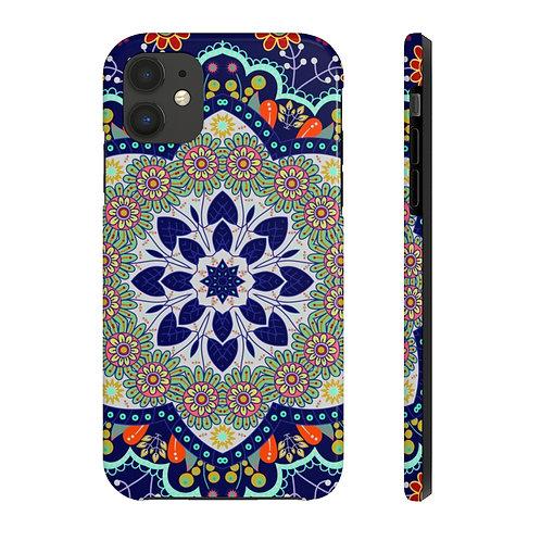 MandalaZen Case Mate Tough Phone Cases