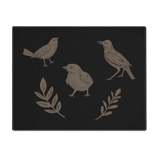 Ornithologist's Placemat