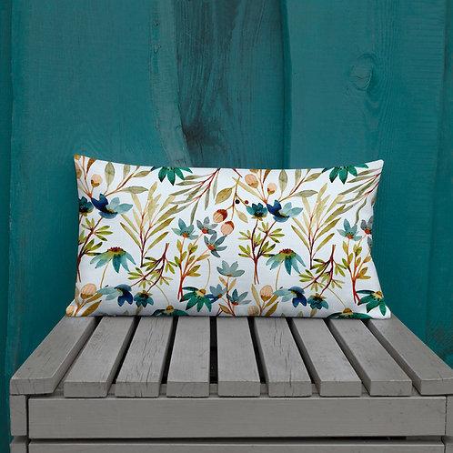 Karen's Garden Premium Pillows