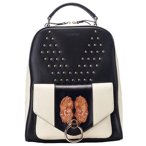PX (PiXiu) White Backpack