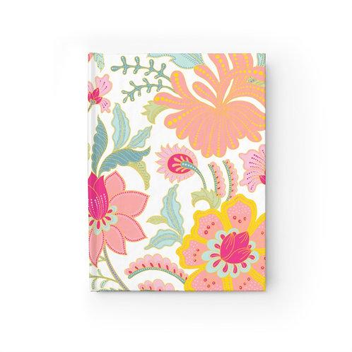 Blooming Pastels Journal - Blank