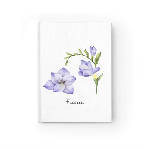 Fressia Journal - Blank