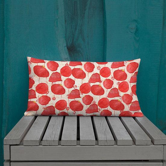 Little Petals Premium Pillow