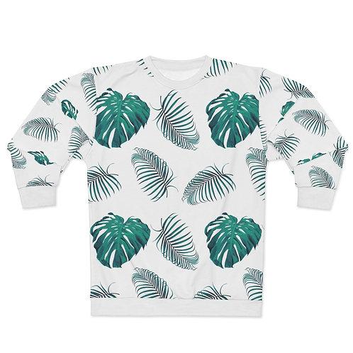 Palm Leaves Sweatshirt