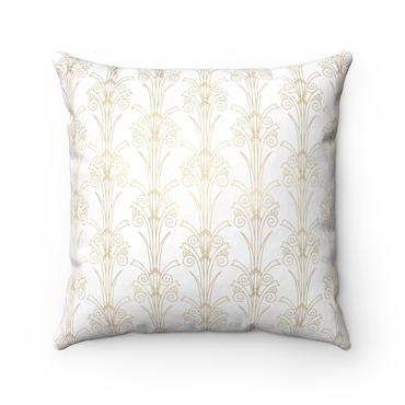 gold-art-deco-tulip-spun-polyester-squar