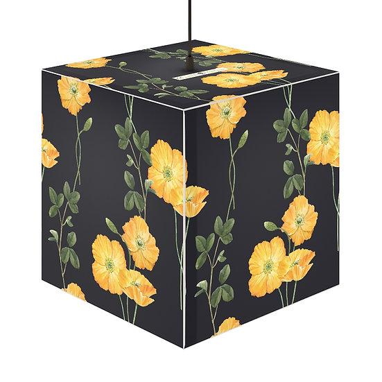 Buttercup (dark) Personalized Lamp