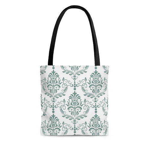 Sage Design Tote Bag