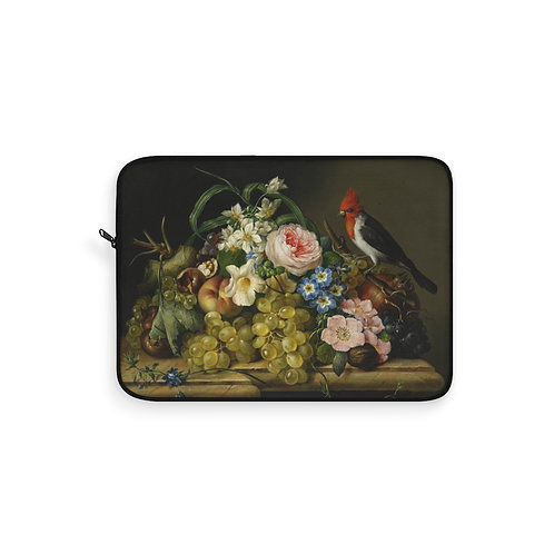 16th Century Bouquet Laptop Sleeves