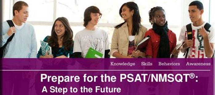 PSAT/NMSQT Test Prep