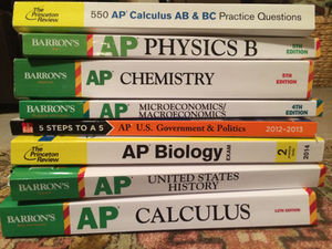 Which AP courses to take?