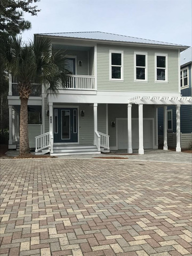 Home off 30A