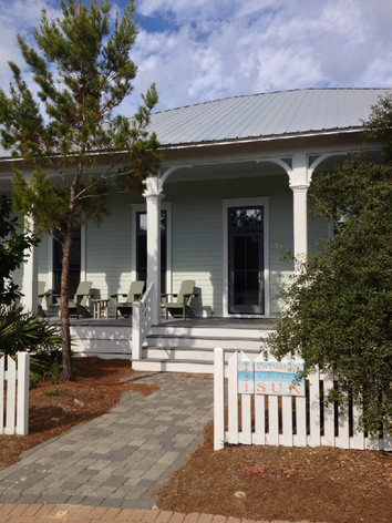 Old Florida Beach Home