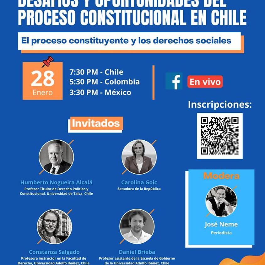 Ciclo de Debates Desafíos y Oportunidades del Proceso Constitucional en Chile