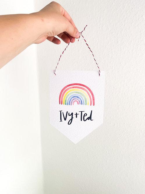 Rainbow - Banner