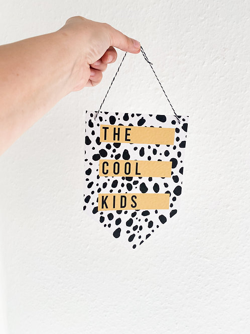 The Cool Kids - Banner