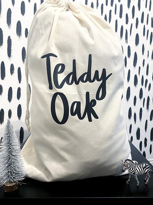 Large personalised - sack