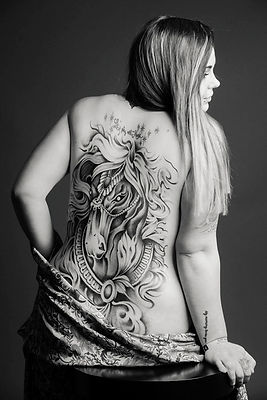 Tattoo fotografie