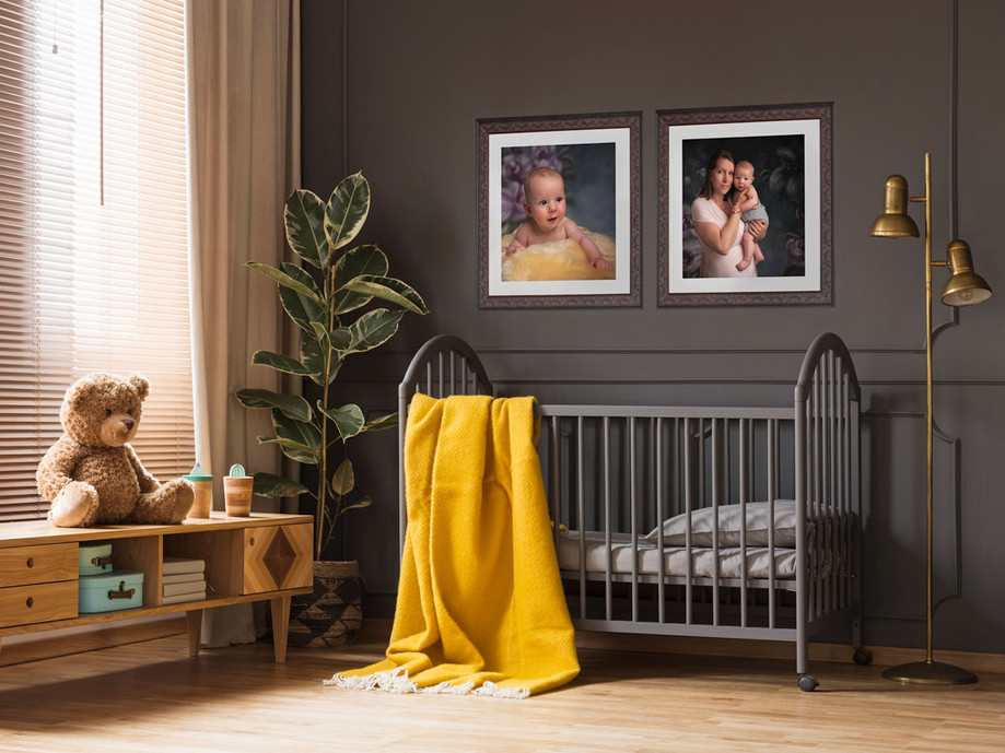 The perfect images for your nursery wall by Christchurch Newborn and Baby Photographer Kirsten Naomi Photography
