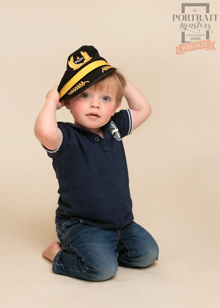 Award winning portrait of a young boy by Christchurch Children and Family Photographer Kirsten Naomi Photography